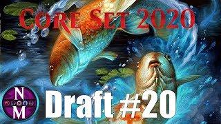 Core Set 2020 Draft #21   MTG Arena Ranked Draft