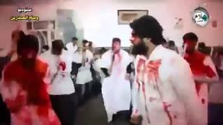 سيد احمد الزركاني تطبير عربي فارسي
