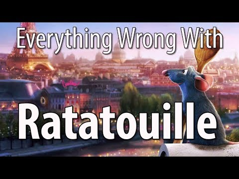 Everything Wrong With Ratatouille In 15 Minutes Or Less - Видео с YouTube на компьютер, мобильный, android, ios
