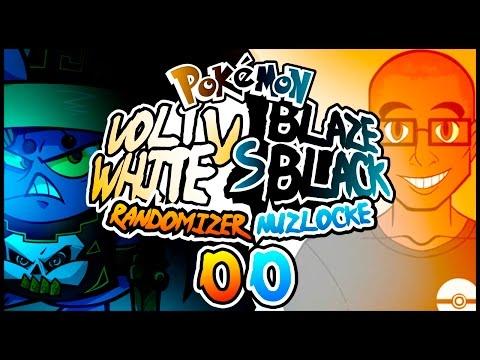 CHOOSE OUR STARTERS! | Pokemon Blaze Black & Volt White Randomized Nuzlocke VS w/ JayYTgamer - #00