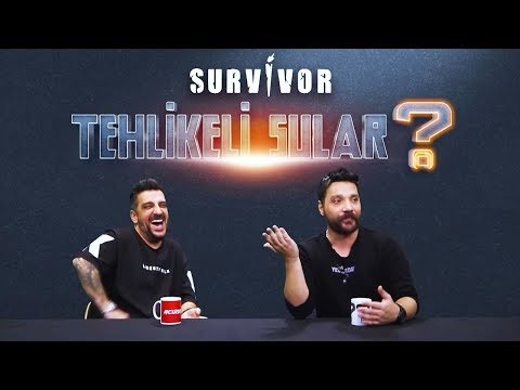 Oğuzhan Uğur'la Survivor Tehlikeli Sular: Doğan Kabak! | Acunn.com