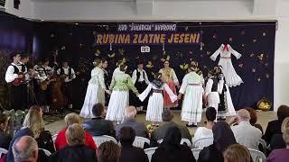 """9. Dječja smotra folklora """"Rubina zlatne jeseni"""" - Budrovci 2017"""