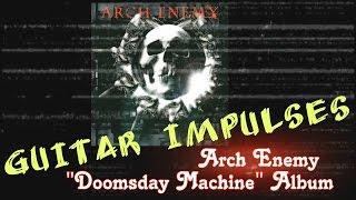 Arch Enemy - Doomsday Machine Album - Metal Guitar Tone with Impulses & Free Plugins
