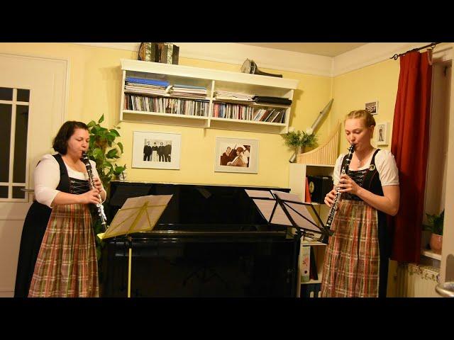 22 Allegro Klarinetten Duett Stadtkapelle Schongau