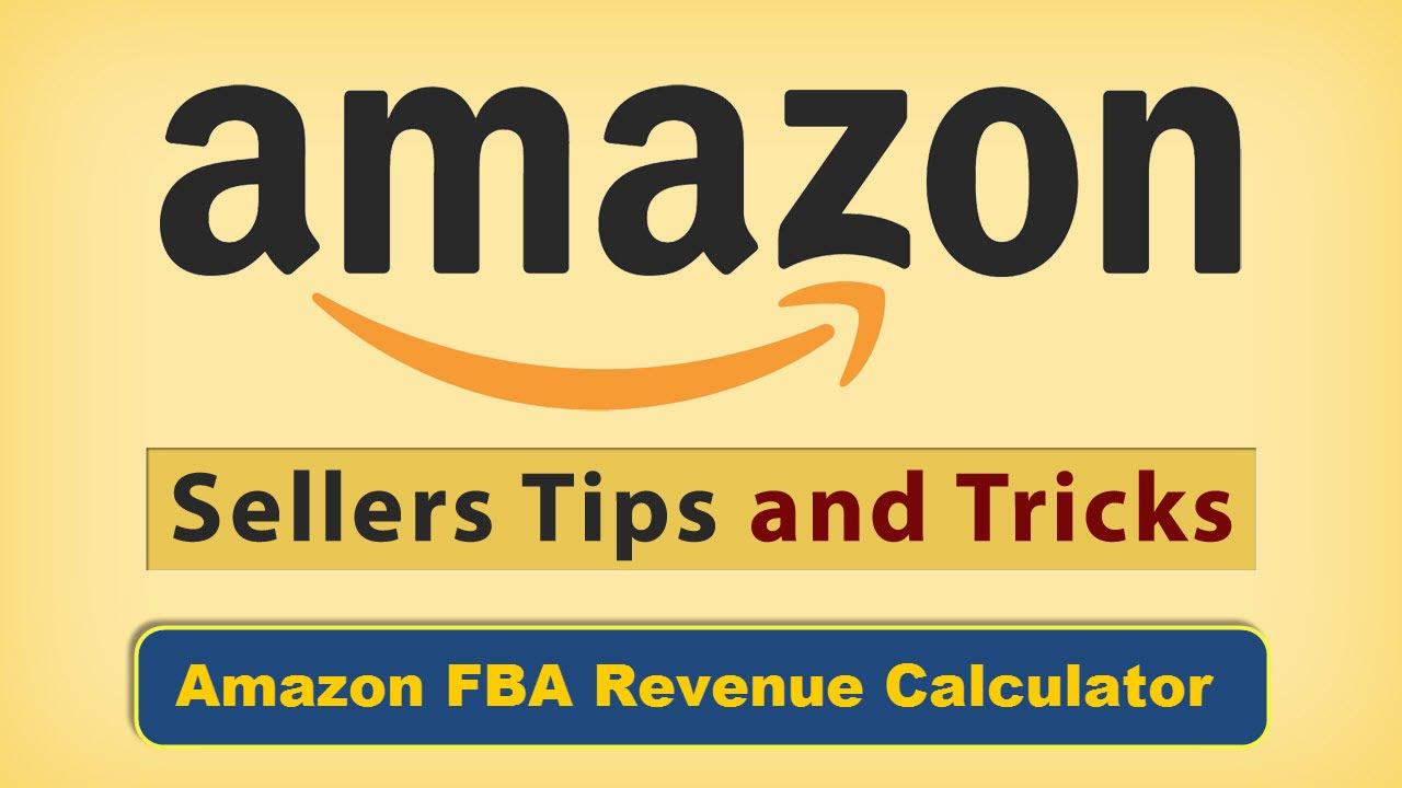 amazon fee calculator