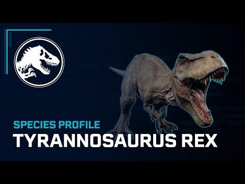 Species Profile - Tyrannosaurus Rex