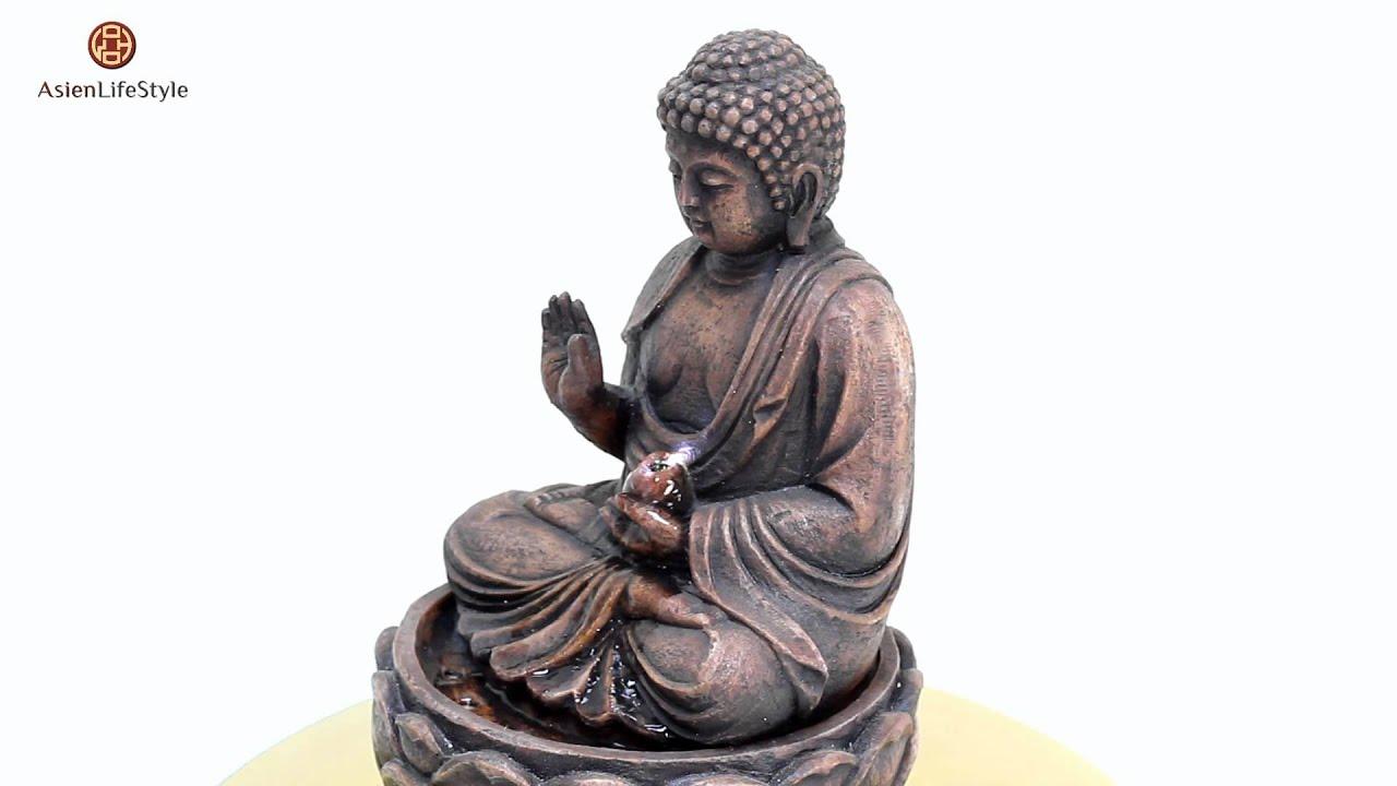 Asien Lifestyle amoghasiddhi buddha brunnen asien lifestyle