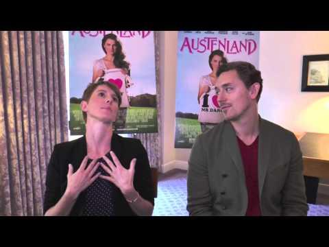 : Jerusha Hess and J.J. Feild Talk 'Austenland'