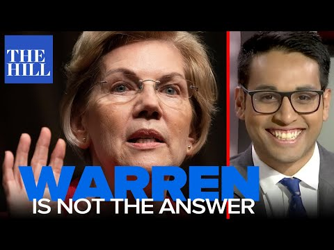 Saagar Enjeti: Elizabeth Warren is not the answer