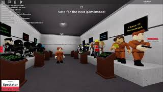 Class-D Personnel/Serpent's Hand Gameplay: Roblox SCP rBreach