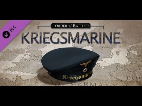 Order of Battle Kriegsmarine Gameplay
