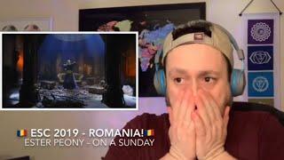 ESC 2019 Reaction to ROMANIA!