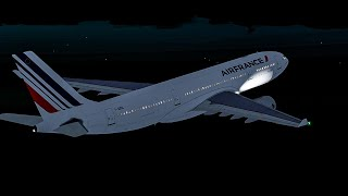 Falling Over 12,000 Feet per Minute into the Atlantic Ocean | Vanished | Air France Flight 447