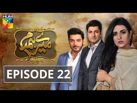 Mere Humdam Episode #22 HUM TV Drama 25 June 2019