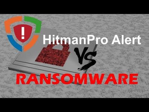 HitmanPro Alert Vs Ransomware