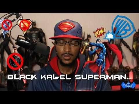Black Superman Reboot | Race Swapped Kal-El RANT
