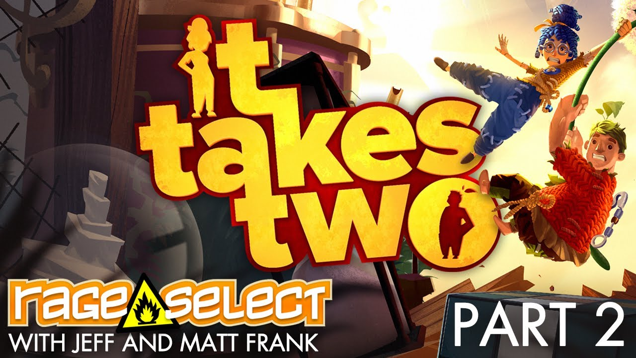 It Takes Two (Sequential Saturday) - Part 2