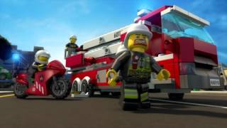 All Hands to the Rescue - LEGO City...