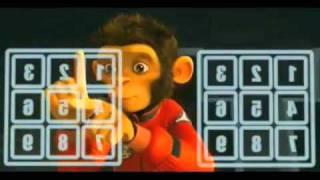 Space chimps Trailer HD