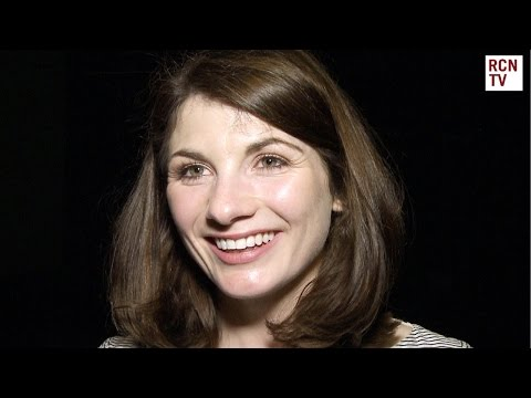 Jodie Whittaker Interview Adult Life Skills Premiere