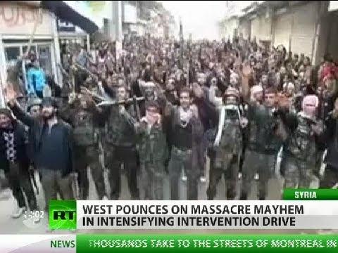 Arab Yugoslavia: Massacre fallout fuels Syria intervention