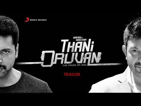 Thani Oruvan - Official Trailer | Jayam Ravi, Nayanthara, Arvind Swamy | M. Raja