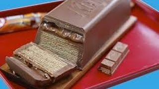 Worlds Biggest Kit Kat from a store
