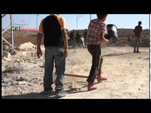 Roads to Resistance: Action to Develop Road in South Hebron Hills