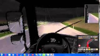 Euro Truck Simulator 2  Part 5 ( Ostrava-Wroclaw )