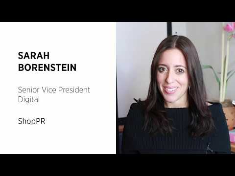 Digital Trends for 2020 & How To Build Your Team | Inside Scoop with the SVP of ShopPR