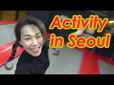 Seoul tourism guide! part1.-sports monster