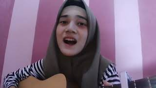 Anji-Menunggu Kamu (Cover By HermaDisya)