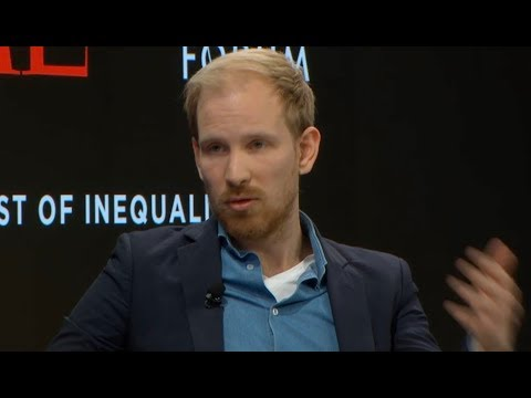 Davos 2019: Historian Rutger Bregman berates billionaires at World Economic Forum over tax avoidance