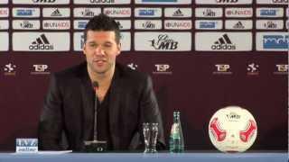 Michael Ballacks Abschiedsspiel findet in Leipzig statt