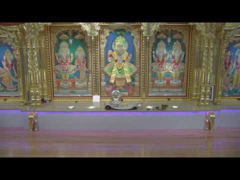 Sunday Sabha Shri Swaminarayan temple, Wheeling, IL 06/05/2016