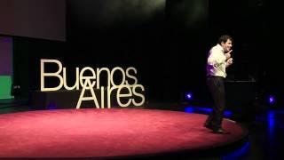 Lo que nos hace humanos: secretos del lóbulo frontal: Facundo Manes at TEDxBuenosAires 2012