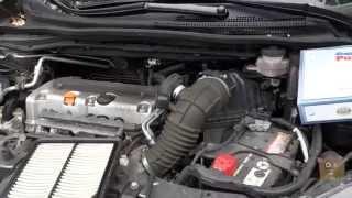 Video How To Change Honda CR-V CRV Car Engine Air Filter download MP3, 3GP, MP4, WEBM, AVI, FLV Agustus 2018