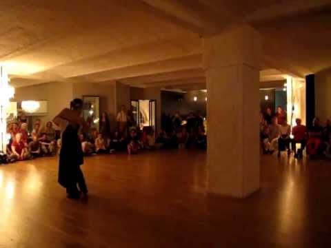 Soledad Nani & Ina Bratherig at the 2. International Queer Tango Festival  [Part1] Travel Video