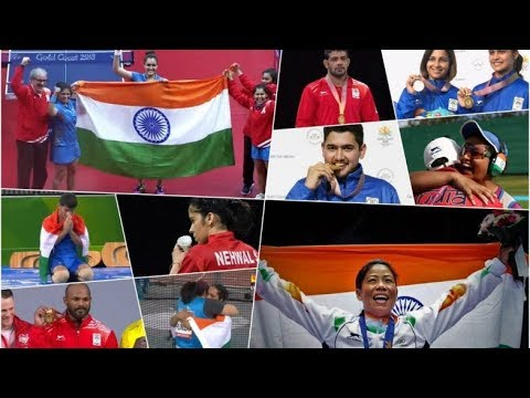 CWG 2018   Indian Athelets Rocked the Gold Coast 2018 Event    Common Wealth Games 2018