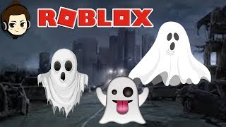 ROBLOX INDONESIA | SO THE GHOST HUNTERS TEAM