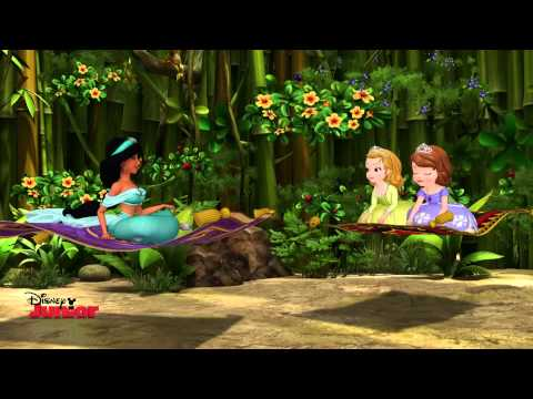 Sofia the First featuring Princess Jasmine - The Ride Of Our Lives - Song
