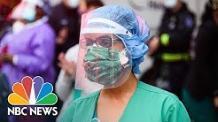 What Doctors And Nurses Wish They Knew At The Start Of The COVID-19 Pandemic   NBC News