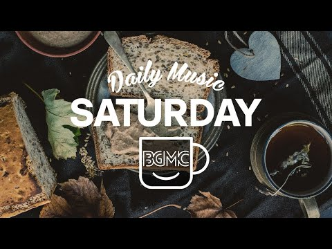 SATURDAY MUSIC: Morning Coffee November Jazz - Coffee Time Playlist for Taking a Break, Good Mood