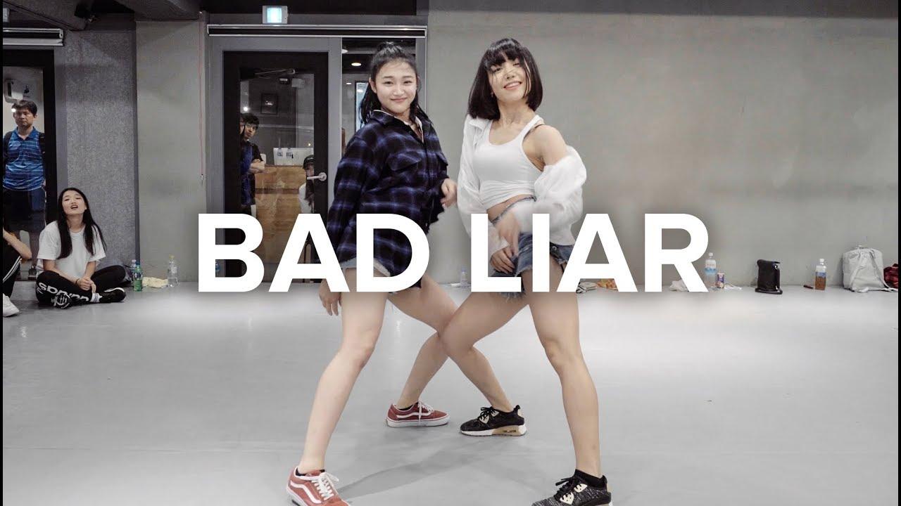 bad liar selena gomez yoojung lee lee choreography youtube
