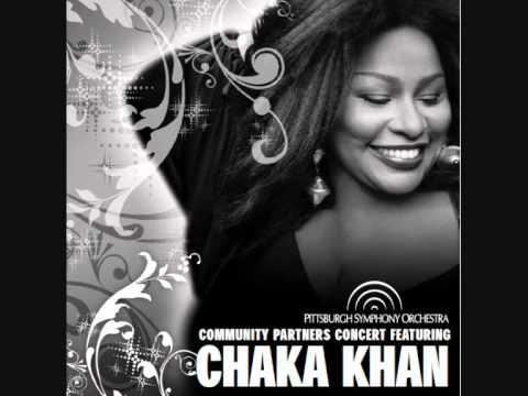 AINT NOBODY LOVES ME BETTER CHAKA KHAN