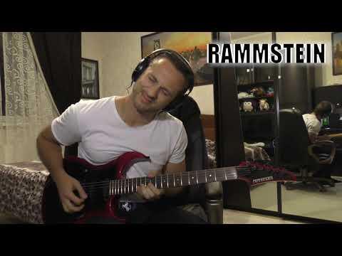 Rammstein- Spiel Mit Mir (COVER by Serg Cherenkoff)