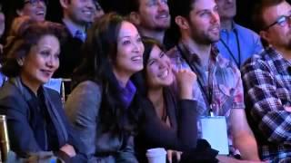Will Stephen идеальное выступление на TED