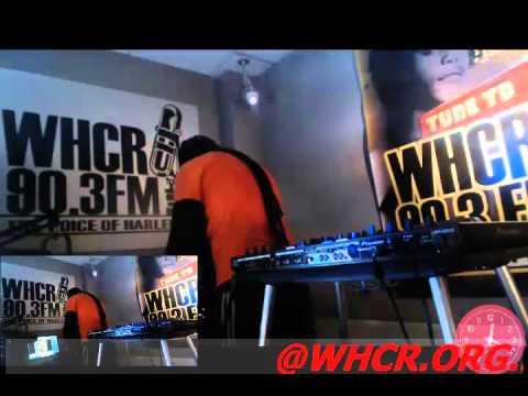WHCR 2.12.16 HARLEM HOUSE PARTY