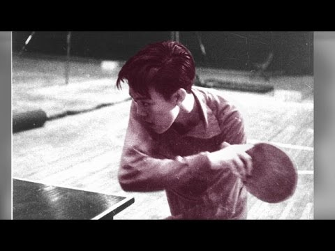 History in Five: Nicholas Griffin on PING-PONG DIPLOMACY