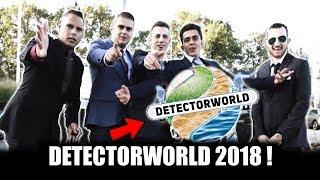 KOM MET WATCHDUTCH MEE NAAR DETECTORWORLD 2018 !!!